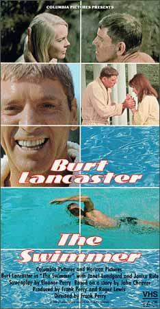 Burt Lancaster Swimmer