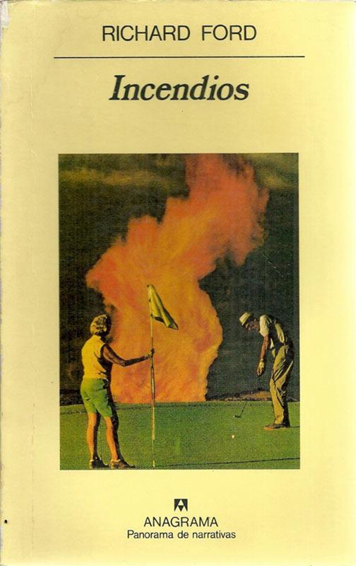 Resultado de imagen de incendios richard ford